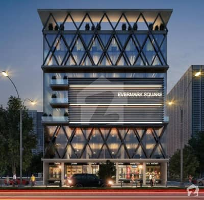 Limited Offer Ground Floor Shops For Sale In Luxury Tower