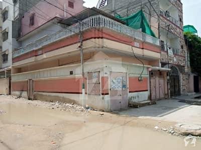 پی اینڈ ٹی ہاؤسنگ سوسائٹی کورنگی کراچی میں 6 کمروں کا 5 مرلہ مکان 1.75 کروڑ میں برائے فروخت۔