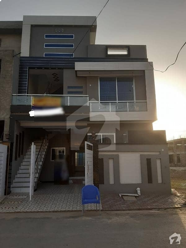 5 Marla Brand New House For Sale In A Extension Block Al Rehman Garden Phase 2.