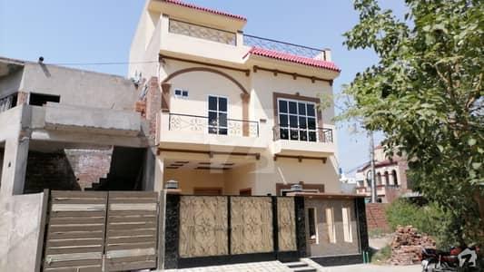 نواب ٹاؤن لاہور میں 5 کمروں کا 7 مرلہ مکان 1.55 کروڑ میں برائے فروخت۔