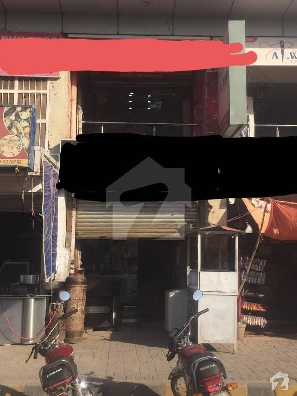 Commercial Unit Of 02 Shops For Sale