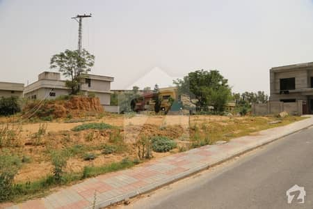 1 Kanal Plot For Sale In Dha Phase 2 Sector D Islamabad