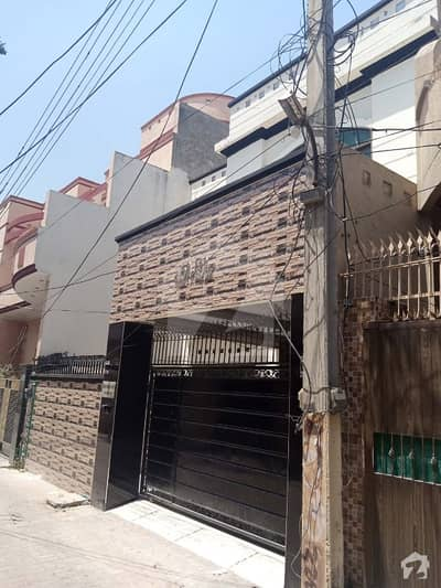 Five Marla House Available For Sale Toheed Town