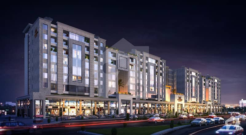 Times Square Mall & Residencia Office For Sale