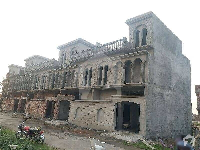 Al Hafeez Gardens House For Sale Sized 787  Square Feet