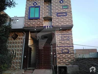 3.7 Marla House Is Available In Gulistan-E-Johar - Sargodha To Bhalwal Road