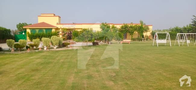 Farm House Of 72000  Square Feet In Bedian Road For Sale
