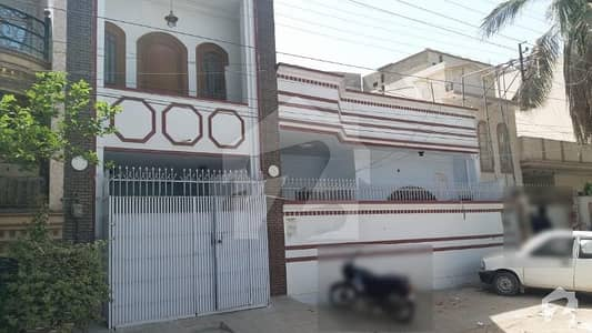 240 Sq Yd Well Maintain Single Storey House For Sale North Karachi 11b