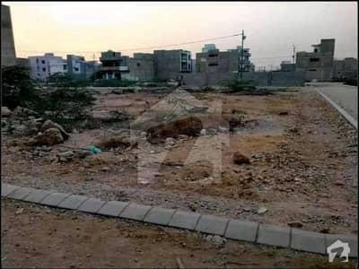 سکیم 33 - سیکٹر 15-A سکیم 33 کراچی میں 8 مرلہ کمرشل پلاٹ 1.55 کروڑ میں برائے فروخت۔