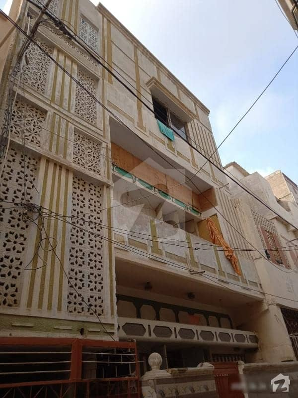 Good Location House Is Available Sale In Sector 11 L North Karachi