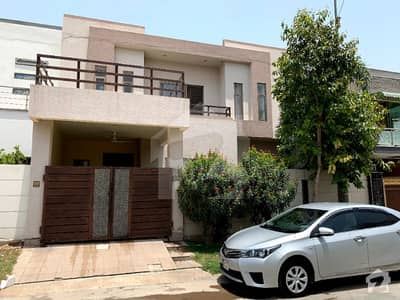 A Palatial Residence For Sale In Abdullah Garden Faisalabad