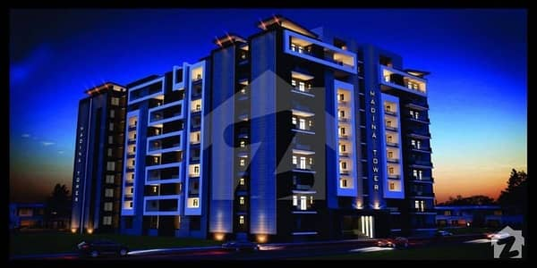 مدینه ٹاور ای ۔ 11 اسلام آباد میں 2 کمروں کا 5 مرلہ فلیٹ 80 لاکھ میں برائے فروخت۔