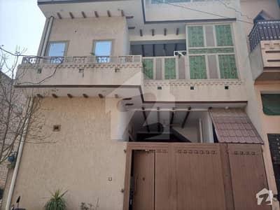 05 Marla Used House For Sale At Hayatabad Peshawar
