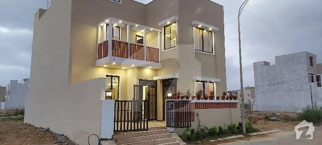 160 Sq. Yard One Unit Bungalow House For Sale Block D