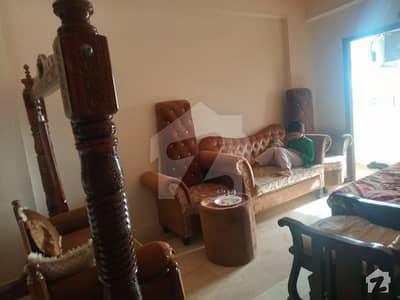 Apartment For Sale Upper Gizri Main Zamzama Naval Housing Facing