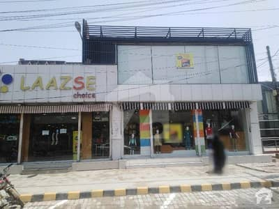 Commercial Building Is Available For Sale In Sargodha