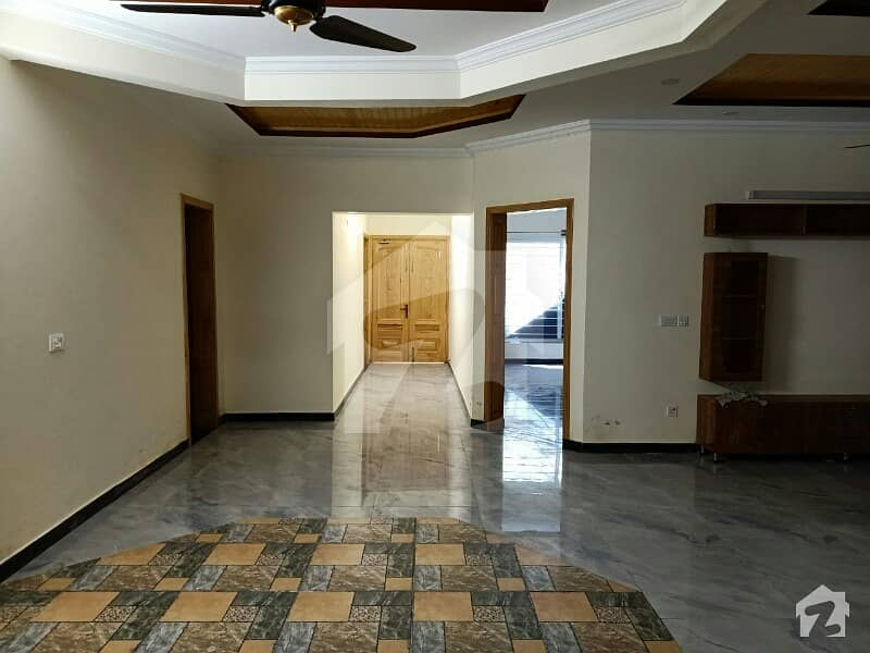 Fully Independent Basement For Rent In F-7 Islamabad