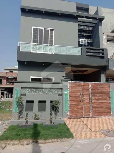 بسم اللہ ہاؤسنگ سکیم ۔ حسین بلاک بسم اللہ ہاؤسنگ سکیم لاہور میں 3 کمروں کا 3 مرلہ مکان 75 لاکھ میں برائے فروخت۔
