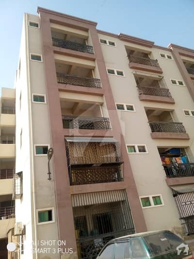 Flat For Sale Situated In Bin Qasim Town