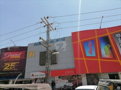 شاہراہِ گلستان روڈ کوئٹہ میں 2 مرلہ دکان 3.56 کروڑ میں برائے فروخت۔