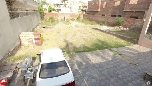 7 Marla Plot Is Available For Sale In Mustafa Town