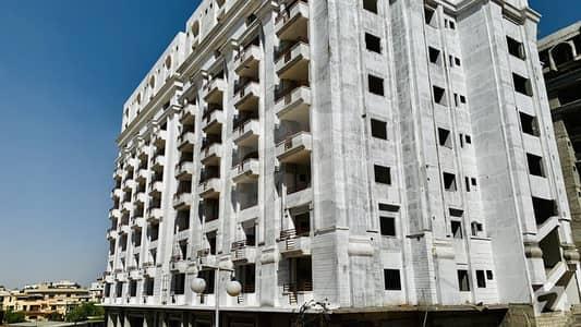 ایل سیلو جی ٹی روڈ اسلام آباد میں 2 کمروں کا 4 مرلہ فلیٹ 70 لاکھ میں برائے فروخت۔