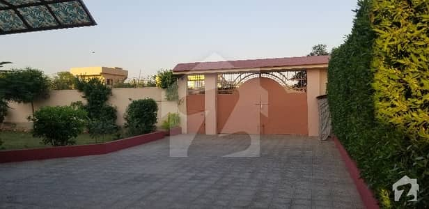 Double Storey Villa Available On Rent For School Purpose