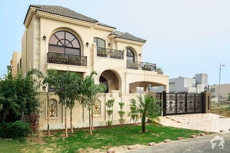 15 Marla Beautiful Modern Slightly Used House Available For Sale On Main Approach Road In Dha Phase 8 Lahore
