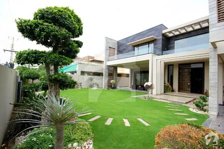 Fully Furnished Galleria Design Bungalow For Sale At Prime Location Of Dha Phase 2