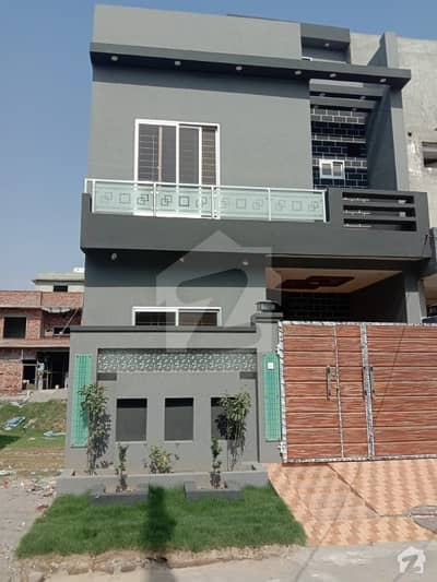 3 Marla Luxurious House For Sale In Bismillah-housing-scheme Phase 1 Hussain Block