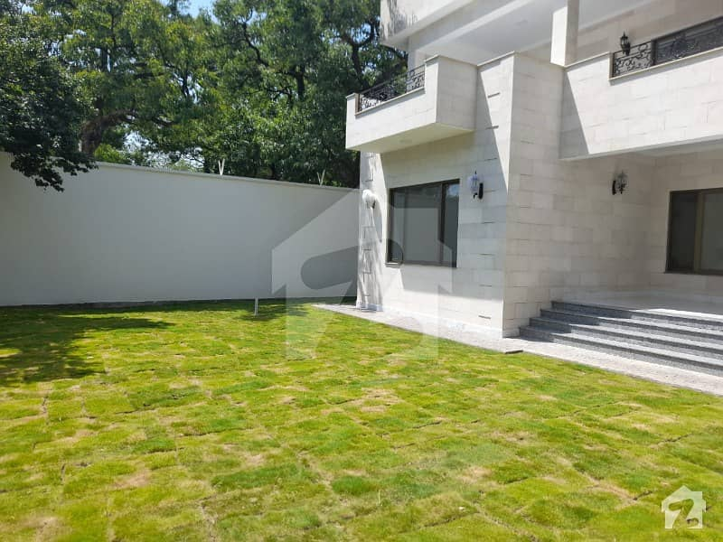 Embassy Road Brand New Semi Furnished Elegant House Is For Rent