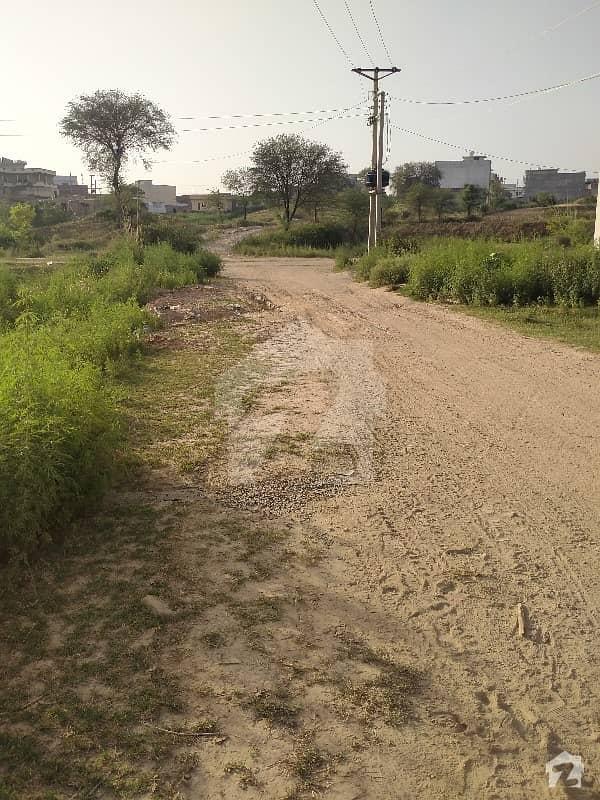 This Is Your Chance To Buy Residential Plot In I-14 Islamabad