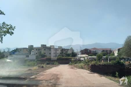 12 Marla plot for sale in Bani Gala Islamabad