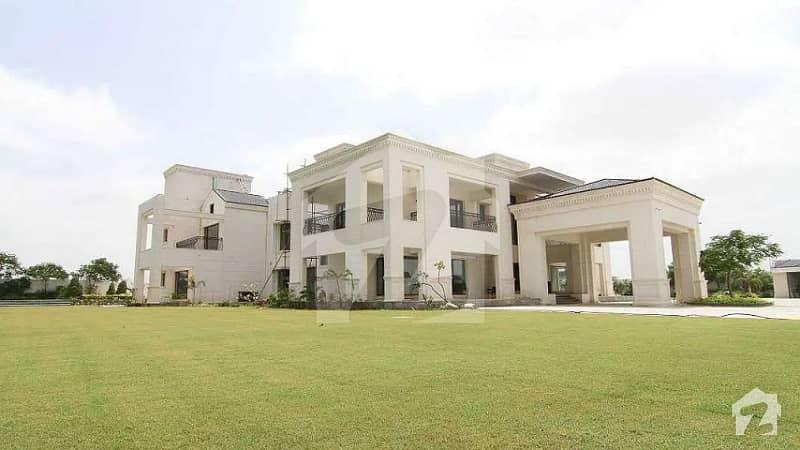 Chakshehzad 20 Kanal Built Developed Corner Farm House Available For Sale .