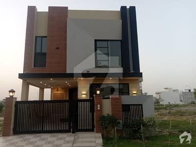 Dha 6.5 Marla Brand New Lavish House For Sale