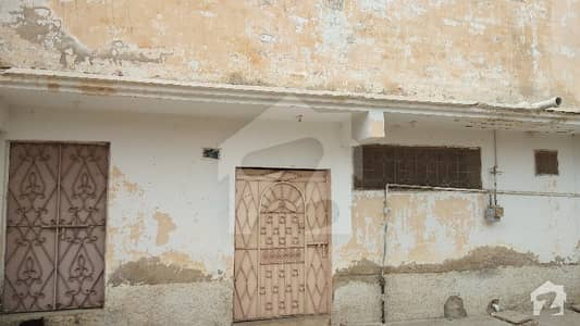 150 Sq Yard Or 1350 Sq. Ft House Old Construction West Open Sale in LATIFABAD UNIT NO. 5 Near Jaima Masjid