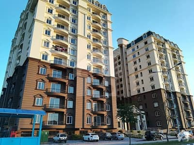 3 Bedrooms 1900 Sq Ft Semi Furnished Luxury Apartment Is Up For Sale In Margalla Hills-1