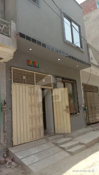 3 Marla Double Unit House For Sale In Shershah Colony