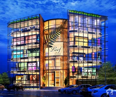 Leaf By The Grande offers Shared Commercial Space