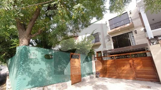 Beautifully Designed 12 Marla Double Storey House Is Available For Sale In I-8/4 Islamabad