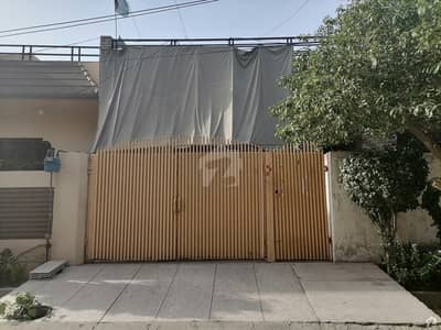 House For Sale Single Storey Marghzar Officers Colony