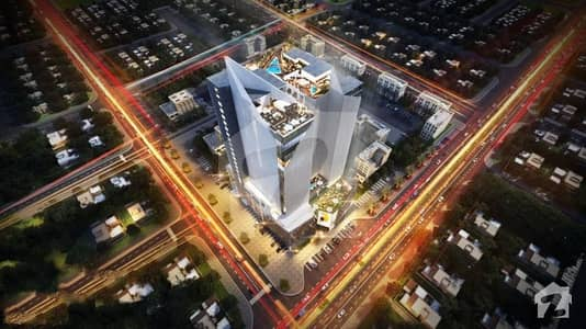 Shop On 1st Floor For Sale In Sitara Icon Tower