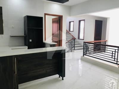 500 Sq Yard Brand New House With Basement Available For Rent At Main Gizri Dha Phase 4