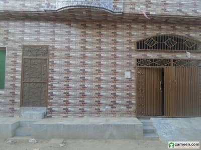 Double Storey Beautiful House For Sale At Faisal Park, Okara