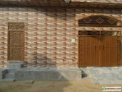 Double Story Brand New Beautiful Furnished House For Sale at Faisal Park, Okara