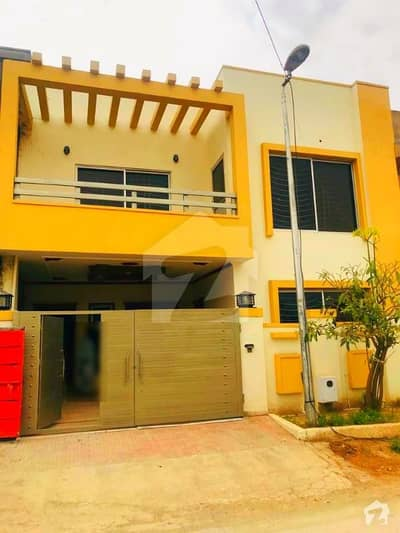 7 Marla Double Storey House For Sale Bahria Town Phase 8 Rawalpindi