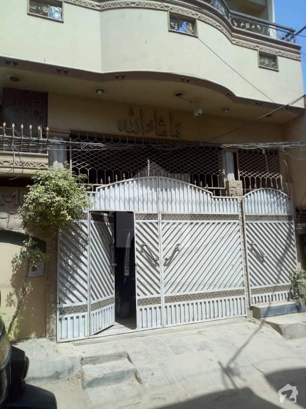 جناح ایونیو کراچی میں 3 کمروں کا 10 مرلہ مکان 2.5 کروڑ میں برائے فروخت۔