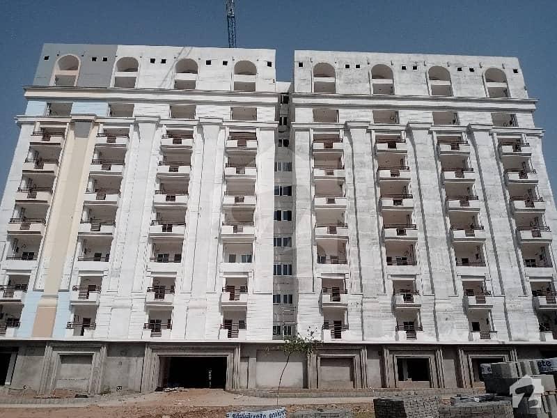 ایل سیلو جی ٹی روڈ اسلام آباد میں 2 کمروں کا 4 مرلہ فلیٹ 62 لاکھ میں برائے فروخت۔