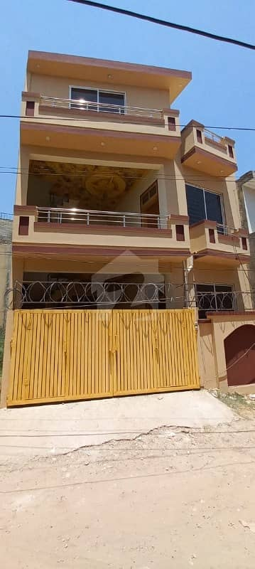 5 Marla Beautiful Double Units House For Sale Sector H-13 Islamabad
