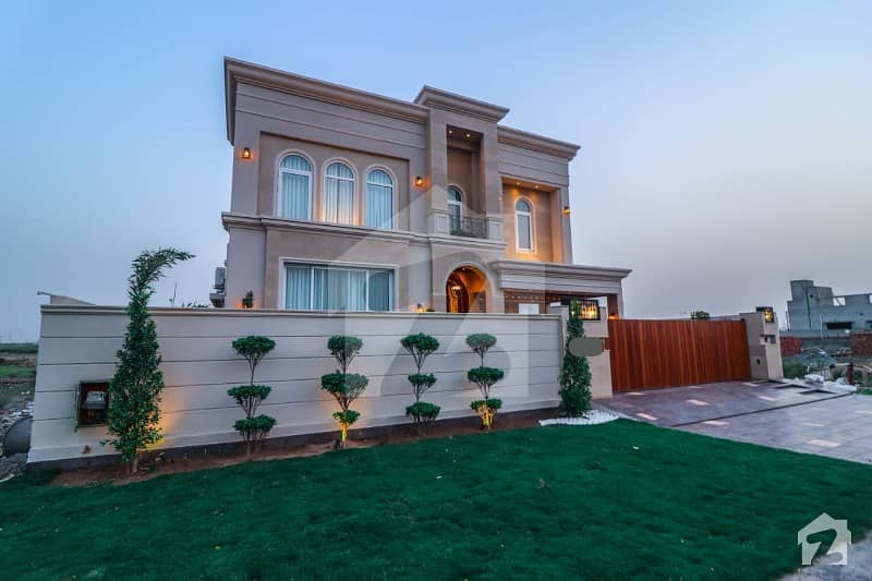 1 Kanal Brand New Fully Furnished Modern Bungalow For Sale In Phase 7